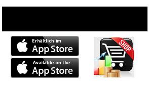 ShopReporter Admin App für Apple Smartphones und Tablets