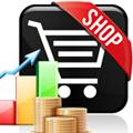 ShopReporter Admin App für Apple Smartphones und Tablets. Abruf von Daten für die Shopsoftware der Firmen xt:Commerce GmbH und Gambio GmbH.