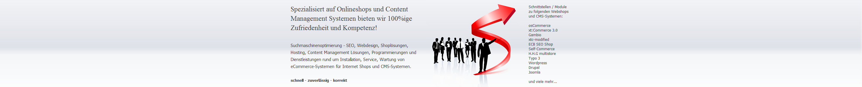 eWebagentur.de - CMS, eCommerce, SEO, SEM, iOS App, Warenwirtschaft